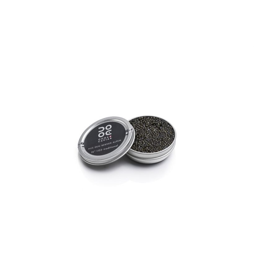 125 g Oona Caviar N°103 – traditionnel